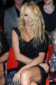 Pamela Anderson and London Fashion Week