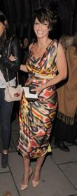 Nicola Roberts, Sarah Harding, Vivienne Westwood, London Fashion Week
