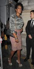 Kelis and London Fashion Week