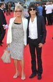 Pattie Boyd and Ronnie Wood