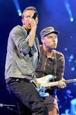 Chris Martin, Coldplay and Jonny Buckland