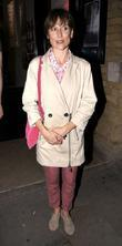Amelia Bullmore ,  at the press night...