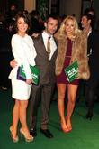 Brooke Vincent, Sacha Parkinson and London Palladium