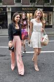Amber Atherton and Rosie Fortescue