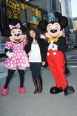 Mickey Mouse, Madison Pettis, Disney, Times Square