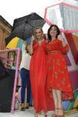 Catherine Tyldesley and Debbie Rush