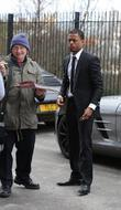 Patrice Evra  Manchester United Foundation Lunch held...