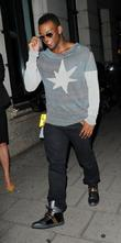 Oritse Williams  attending the Ladyboy Prince and...