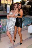 Teri Hatcher and Cheryl Burke