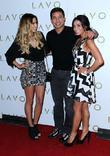 Renee Bargh and Mario Lopez