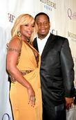 Mary J. Blige, Kendu Isaacs attends the 2nd...