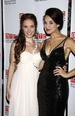 Sierra Boggess and Alexandra Silber