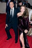 Tommy Mottola and Thalia