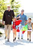 fleetwood mac drummer mick fleetwood and family mem