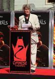 Eric Roberts and Grauman's Chinese Theatre