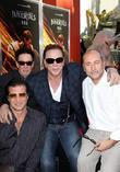 Mickey Rourke, John Enos and Grauman's Chinese Theatre
