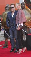 Mickey Rourke and Grauman's Chinese Theatre