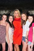 Sam Faiers and fans,