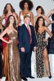 Amelia Vega and Donald Trump