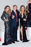 Donald Trump and Shandi Finnessey