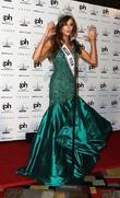 2011 Miss USA Alyssa Campanella (Miss California USA)...