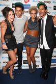 Brooke Vincent, Sacha Parkinson and Mobo