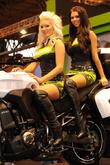 Atmosphere The Motorcycle Live show held at the...