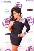 Nicole Polizzi and MTV European Music Awards