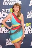 Aimee Teegarden 2011 MTV Movie Awards - Arrival...