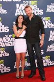Alexa Vega and husband Sean Covel 2011 MTV...