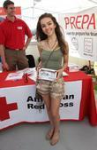 Lexi Ainsworth Melanie Segal's Red Cross Prepare LA...