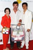 James Pitt and Guests MTV Movie Awards Gifting...