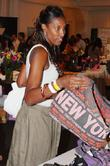 Lisa Leslie MTV Movie Awards Gifting Suite Secret...