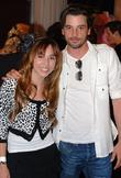 Camryn Molnar and Skeet Ulrich MTV Movie Awards...