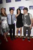 KRIS ALLEN, Allison Iraheta and Blake Lewis