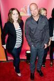 Tina Fey and Howie Mandel