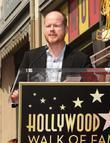 Joss Whedon and Walk Of Fame