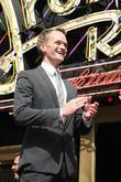 Neil Patrick Harris and Walk Of Fame