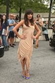Glee, Lea Michele and New York Fashion Week