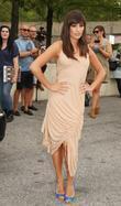 Lea Michele and New York Fashion Week