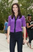 Hilary Rhoda and New York Fashion Week