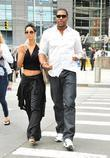 Nicole Murphy, Michael Strahan and Midtown