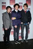 the wombats shockwaves nme awards 2011 held at the