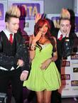 Amy Childs and Jedward,  The National Reality...
