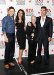 Matt Cardle, Cheryl Tweedy and Simon Cowell