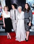 Greta Gerwig, Helen Mirren, Jennifer Garner and Russell Brand