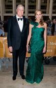 David Koch and Julia Koch
