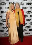 Tori Spelling and Sally Kirkland