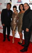 George Lopez, Edward James Olmos and Eva Longoria