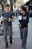Paul Wesley and Torrey DeVitto  depart Joan's...